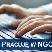 Projekt Pracuję w NGO